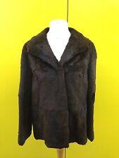 Womens Vintage Fur Coat - Uk12/14 - Brown - Great Condition