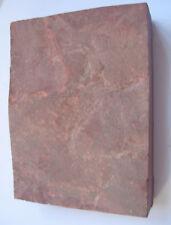 Catlinite Pipestone Peacepipe Friedenspfeife Kalumet Catalinit Pfeifenstein 783