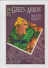 Green Arrow #23 (Sep 1989, DC) NM