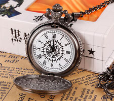 Black Butler Black Contract Marks Pocket Watch With Member Card NIB Xmas Gift