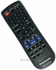 New Genuine Panasonic N2QAYA000014 Remote Control for DVD-S68, DVD-S48 US Seller