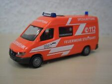"""Herpa - MB Sprinter """"Feuerwehr Stuttgart / Wache 3 Bad Cannstatt Taucher"""" - 1:87"""