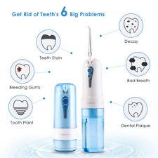 Electric Water Jet Pick Dental Flosser Oral Irrigator Teeth Tooth Wash Cleaning