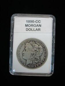 "1890 CC MORGAN DOLLAR - ALWAYS POPULAR - TOUGH DATE ""CC"" DOLLAR"