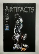 Artifacts Top Cow Universe - Issue ZERO (2010)
