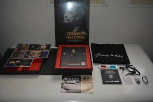 Lot Coffret tour 66 calendrier 2020 Johnny Hallyday collector LIVRAISON OFFERTE