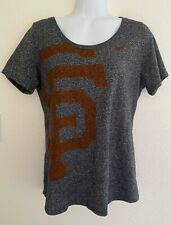 Women's Nike San Francisco Giants, MLB, Athletic Cut Shirt, L