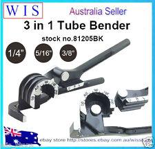 3 in 1 Tube Bender Pipe Curving Pliers for Auto Plumbing Copper Aluminium81205BK