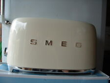 Smeg TSF02CRUK Cream 50's Retro Style 4 Slice Toaster-Return-Never been used