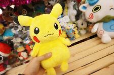 8'' Japan Cartoon Go Anime Pikachu Plush Soft Toy Doll Tomy Birthday Unique Gift