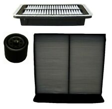 Engine Oil Air Paper Cabin Filter Kit ACDelco Pro For Subaru Forester 11 H4 2.5L