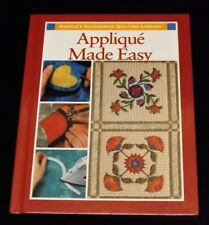 Applique Made Easy Vol. 4 : Rodale's Successful Quilting Library: