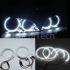 For Lexus IS200 IS300 98-05 White Halo Light smd LED Angel Eye Halo ring Kit DRL