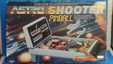 Vintage 1983Tomy ASTRO SHOOTER Electronic Space Pinball Machine Parts Are Repair