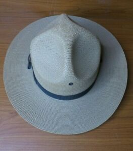 Stratton Rangers Self Forming Uniform Hat Long Oval 7 1/2
