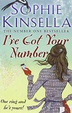 BOOK-I've Got Your Number,Sophie Kinsella- 9780552774406