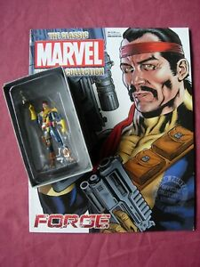 Forge #169 Classic Marvel Figurine Collection Figure & Mag Eaglemoss VFN