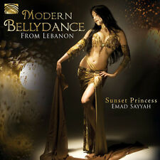 Emad Sayyah - Modern Bellydance from Lebanon-Sunset Princess [New CD]