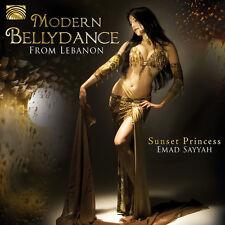 Emad Sayyah - Modern Bellydance from Lebanon-Sunset Princess [New CD]