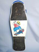 "Street Cruiser Skateboard  'H Grossman' 2000 Extreme Boarding 30"" x 10"""