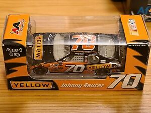 2007 #70 Johnny Sauter Yellow Transportation Promo 1/64 Action NASCAR Diecast