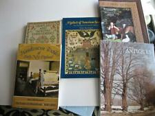 New listing  No Res-5 Wonderful Sampler/Needlework Research Books w/The Greatest Collection!