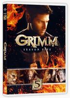 Grimm - Season Five (5) New DVD