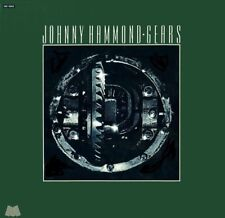 JOHNNY HAMMOND - GEARS (180 GRAMM DOPPEL-LP) 2 VINYL LP NEW+