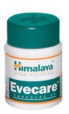 5 x Himalaya Herbal Evecare CAPSULES 30 cap. Each Free Shipping