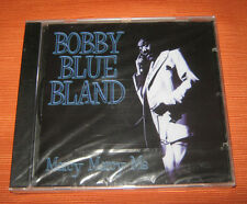 "Bobby Blue Bland CD "" MERCY MERCY ME "" Dressed To Kill"