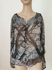Damen Bluse Tunika DESIGUAL gr.S/36/38 tolles Design  Hingucker