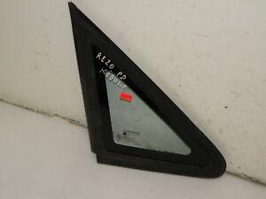 DAEWOO REZZO 2001 LHD FRONT RIGHT QUARTER WINDOW GLASS