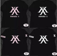 Monsta X  KPOP MonstaX T-SHIRT get ready for KCON - FAST SHIPPING!!!