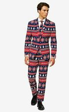 OPPOSUITS MEN'S NORDIC NOEL CHRISTMAS SUIT - Size 44