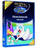IL BRUTTO ANATROCCOLO E ALTRE STORIE DISNEY DVD film NUOVO italiano