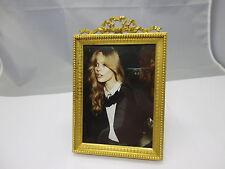 Historicismo/Jugendstil marcos fuego dorado bronce 18,2 x 12 cm #24