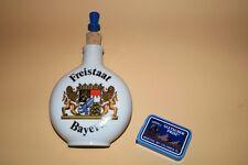 Schnupftabak Flasche mit Schnupftabak, Motiv Bayern