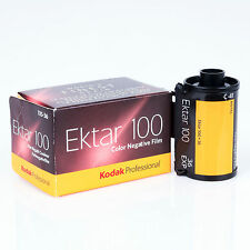 GENUINE KODAK Ektar 100 ISO100/36EXP 135 Color Negative Film - Fresh