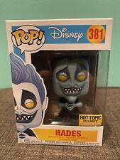 Pop! Disney: Hercules - Hades #381 New