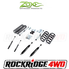 "Zone Offroad 3"" Suspension Lift Kit for Jeep Wrangler TJ 97-02 w/ Nitro Shocks"