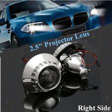 2x 2.5'' Xenon HID CAR Headlight Projector Lens Retrofit Hi/Low Beam For BMW E46