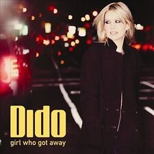 Dido - Girl Who Got Away (Audio CD - 03/26/2013)  NEW