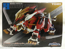 ZOIDS HAYATE LIGER GZ-015 TOMY Kit Lv.3 Action Figure Japan Anime