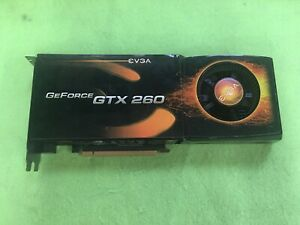 EVGA GeForce GTX 260 Nvidia P651 (896-P3-1260-FR) Graphics Video Card