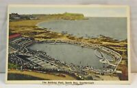 Scarborough  VINTAGE  Postcard - Bathing Pool, South Bay