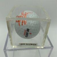 Jeff Sluman Signed Autographed Golf Ball PGA With JSA COA