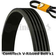 ContiTech V-Ribbed Belt - 5PK890 , 5 Ribs - Fan Belt Alternator, Drive Belt