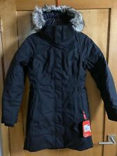 The North Face Arctic Parka II TNF Black Size S Small Women's new with tags
