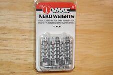vmc bass neko rig weights easy penetration 10 per pack 1/16oz   nkw116-nat