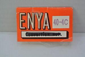 PISTON RING FOR ENYA ENGINE 40-4C (4 Strokes) (Part # 404C04C) NIB